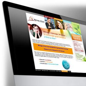 Site Internet de Ménage et Vous