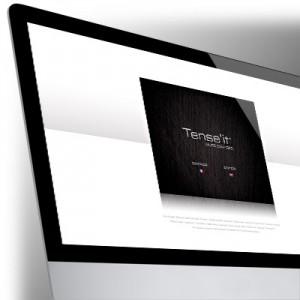 Site Internet pour Tense'it