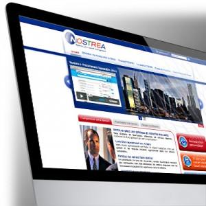 Site Internet Nostrea