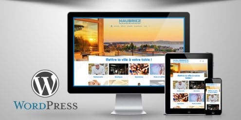 Site WordPress Responsif