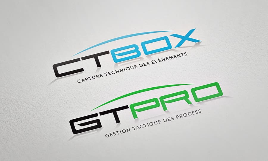 Logotypes CTBOX et GTPRO