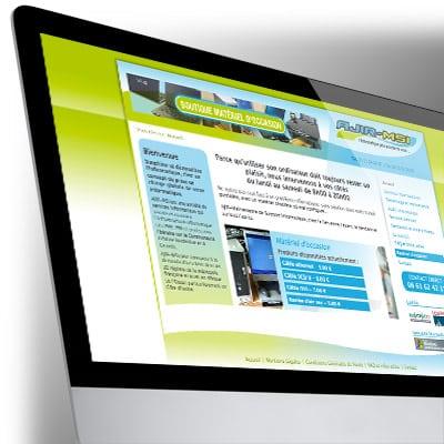 Site Internet AJIR-MSI