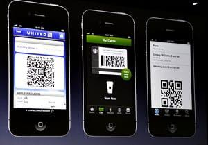 Exemples Passbook Apple