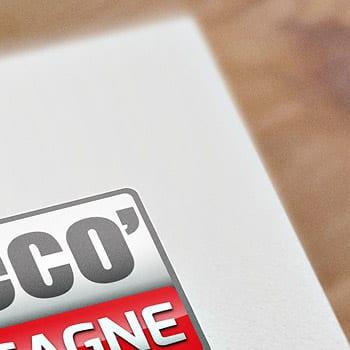 Logotype ECO SAGNE