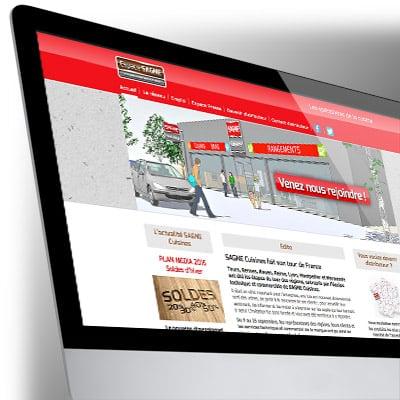 Site Internet Espace SAGNE