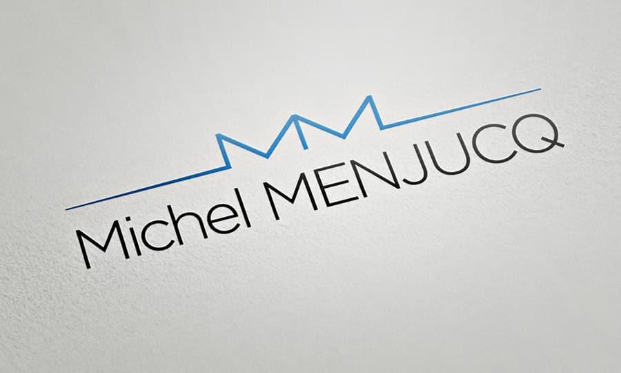 Logotype Michel Menjucq