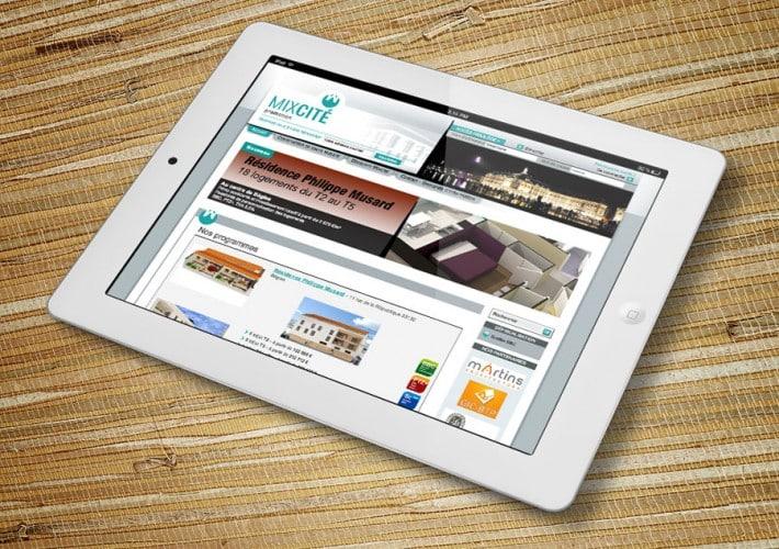 Site internet MixCité - Propulsé par WordPress