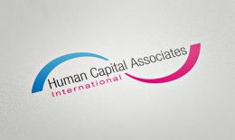 Identité de marque Human Capital Associates International