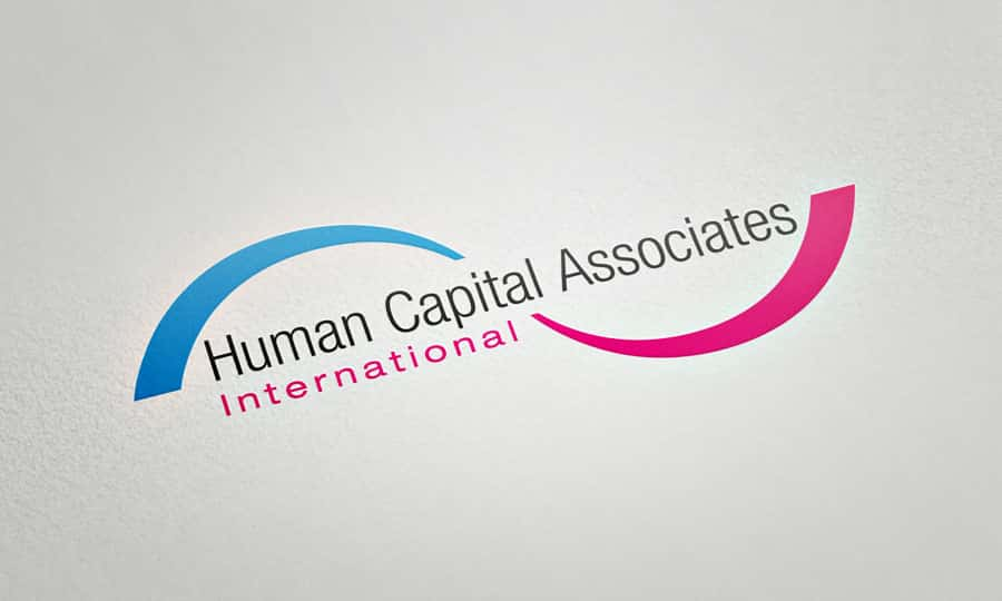 Identité de marque Human Capital Associates International