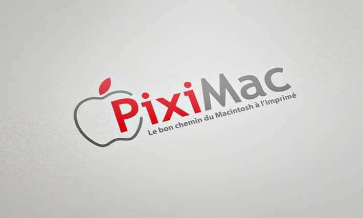 Logotype PixiMac