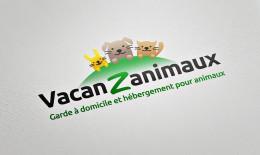 Identité de marque VacanZanimaux