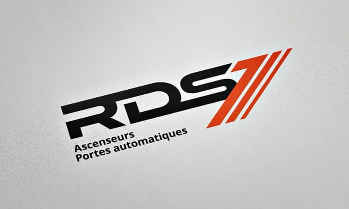 Logotype RDS Ascenseurs