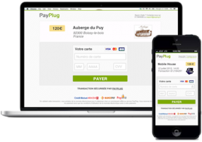L'interface PayPlug