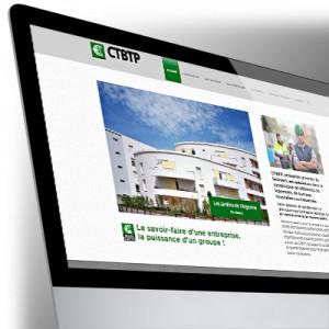Site Internet de CTBTP