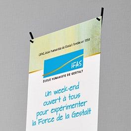 Éléments pour le stand de l'IFAS