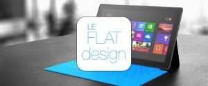 Le Flat Design