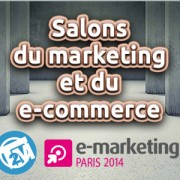 Les salons du marketing et du e-commerce