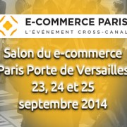 Salon du e-commerce à Paris - Porte de Versailles