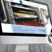 Site WordPress Falières Nutrition