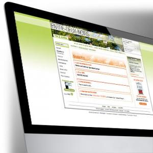 Site Internet Entre-Deux-Noirs