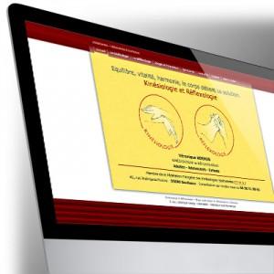Site Internet Kinésiologie Koenig