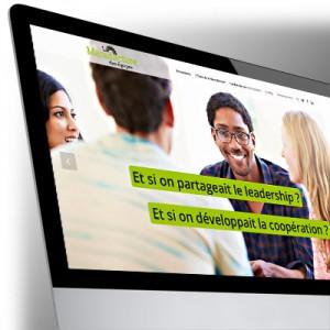 Site Internet La Manufacture des équipes