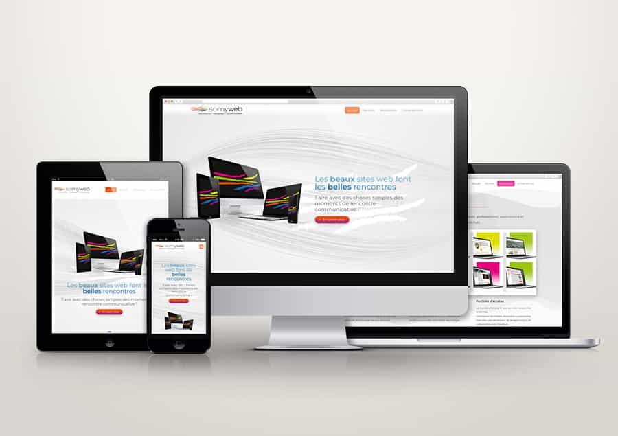 Site Internet SoMyWeb