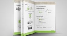Charte graphique PRONTO Cuisines