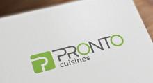 Logotype PRONTO Cuisines