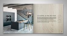 Catalogue de cuisine SAGNE - Edito