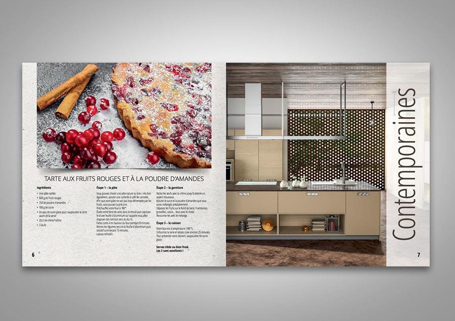 Catalogue de cuisine SAGNE  Intro contemporaines
