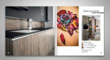 Catalogue de cuisine SAGNE - Page cuisine