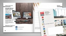 Catalogue de cuisine SAGNE - Pages et dos
