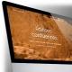 Landing One Page Bootstrap pour les éditions confluences