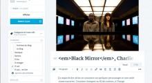 Le projet Calypso pour WordPress