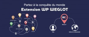 Extension WordPress Weglot