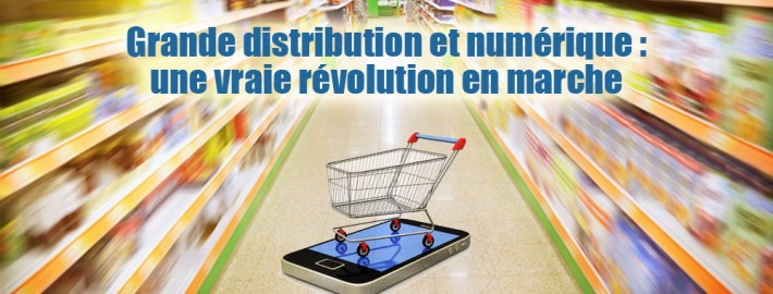 La grande distribution et le e-commerce