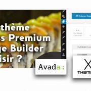 Thèmes Premium Wordpress avec Page Builder