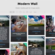 Flow-Flow démo mur moderne