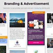 Flow-Flow démo publicités et annonces
