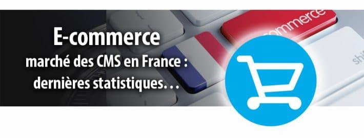 Marché des CMS e-commerce en France 2016-2017