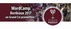 Le WordCamp à Bordeaux en 2017