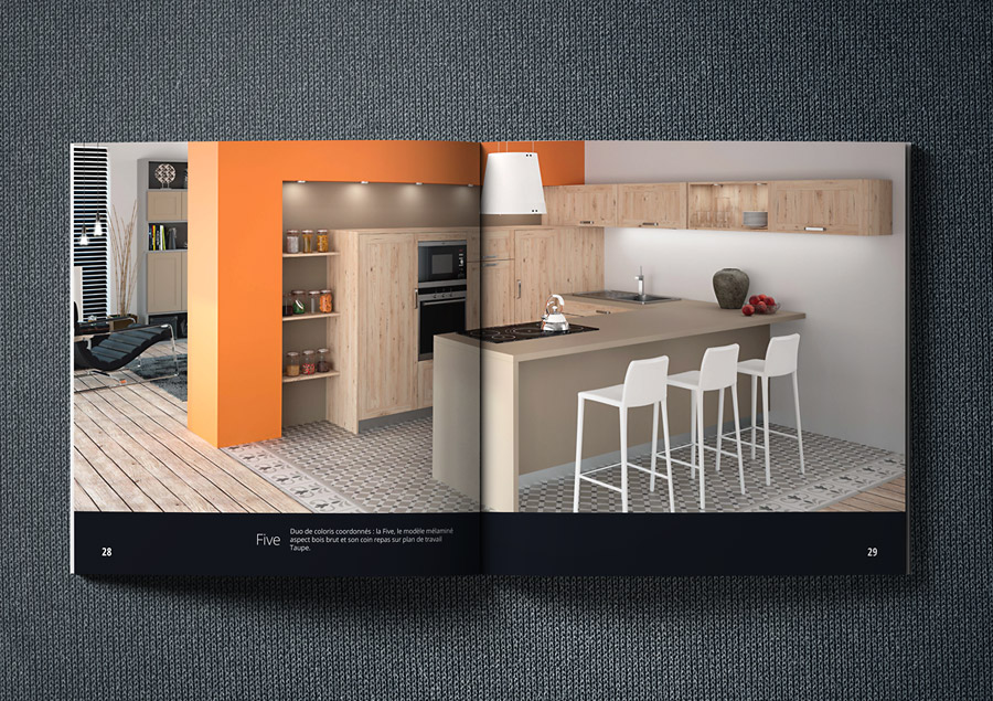 Page type - Catalogue PRONTO Cuisines