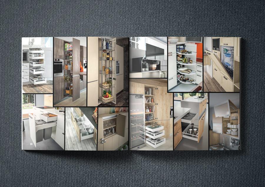 Accessoires - Catalogue PRONTO Cuisines