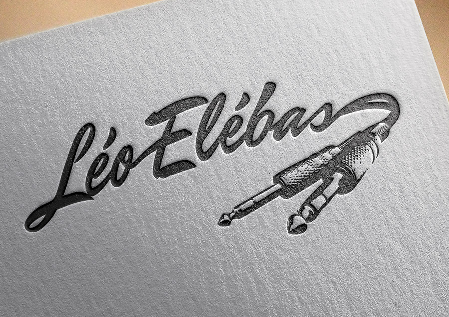 Logotype Léo Elébas - Groupe de musique