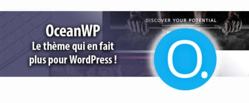 OceanWP - Thème gratuit WordPress