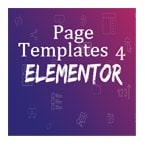 Page Templater For Elementor