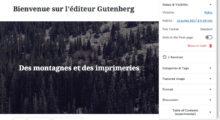 Le mode visuel de Gutenberg