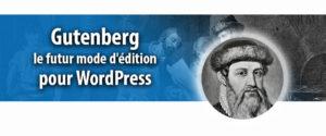 Projet Gutenberg WordPress