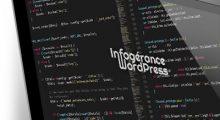 Site WordPress d'infogérance WP pour Couleur Sud